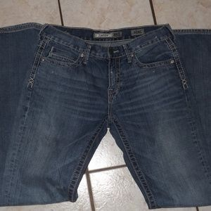 Men's BKE Denim Carter Jeans Pants sz 32 XL